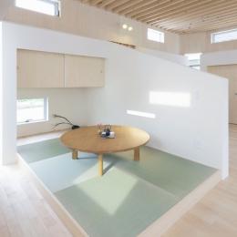 建築家 篠崎弘之の住宅事例「HouseM」