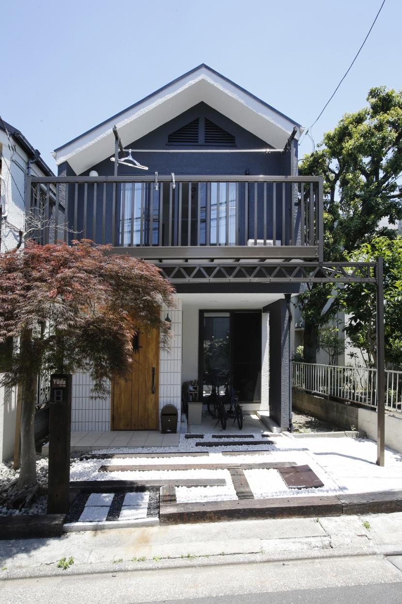 Y邸・できることは自分たちで。コラボで作り上げた快適な住まいの写真 外観