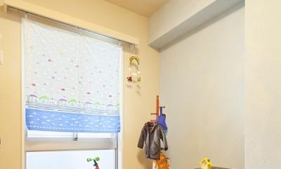 横浜市W様邸 ~ナチュラルリノベーションでヴィンテージ家具を楽しむ住まい~ (男の子がわくわくする子供部屋)