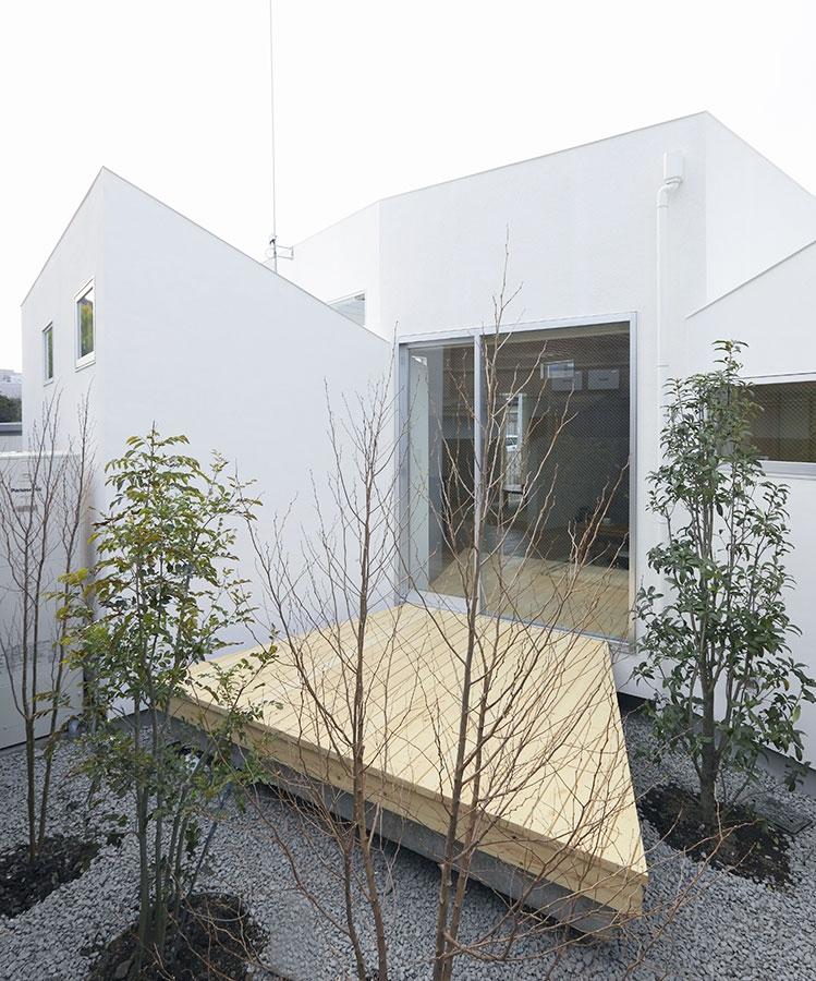 HouseM (テラス)