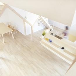 HouseH (リビングルーム)