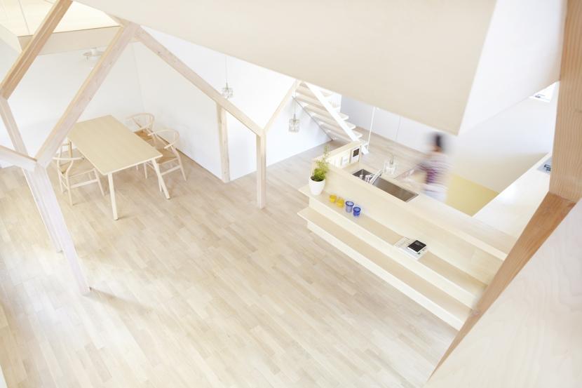 HouseHの部屋 リビングルーム