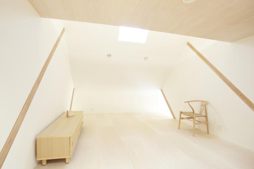 HouseHの部屋 ベッドルーム