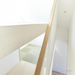 HouseH (階段)