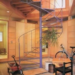 多目的な土間空間のある家|NAK HOUSE