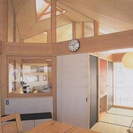 千葉県成田市・多目的な土間空間のある家|NAK HOUSE (小さなタタミルーム)