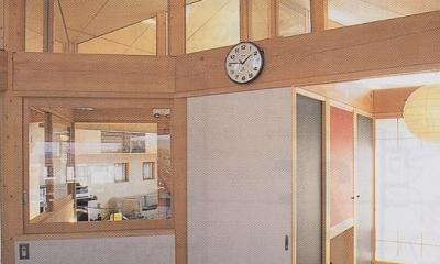千葉県成田市・多目的な土間空間のある家|NAK HOUSE