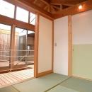 埼玉県入間市・大きなもみじのある家|波乗り亭