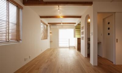 K邸・音楽室のある光あふれる小さなお家
