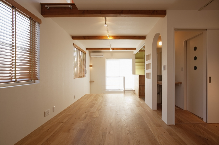 K邸・音楽室のある光あふれる小さなお家の部屋 LDK