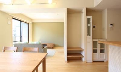 川崎市F様邸 ~収納計画にこだわった北欧スタイルの家~