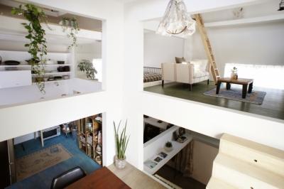 HouseT (ダイニングルーム)