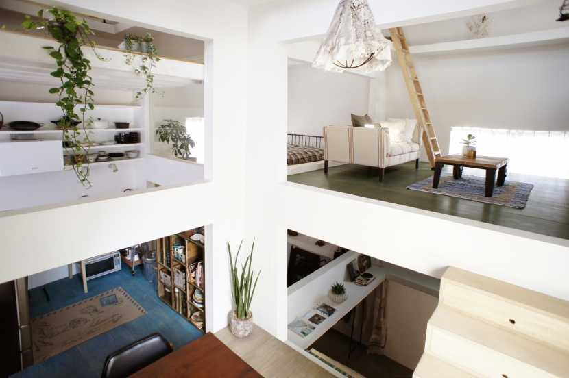 建築家:篠崎弘之「HouseT」