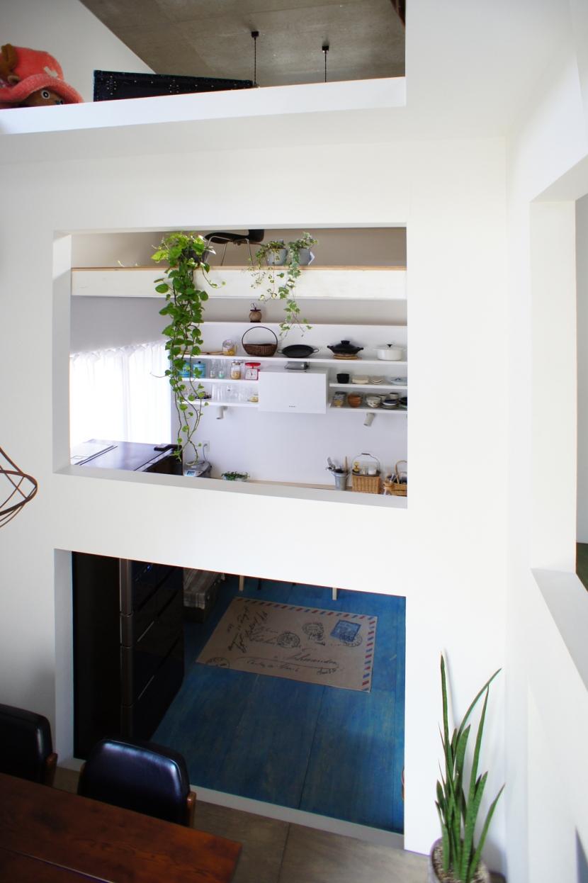 HouseT (キッチン)