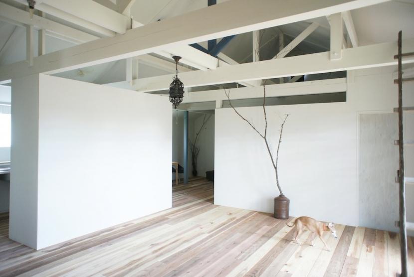 Ikemen-House (リビング)