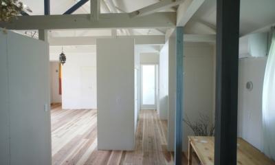 Ikemen-House (前室)