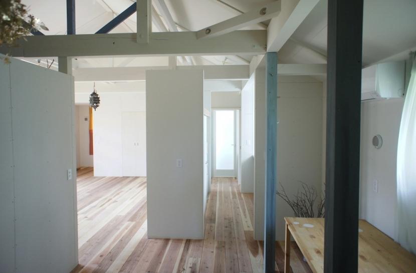 Ikemen-Houseの部屋 前室