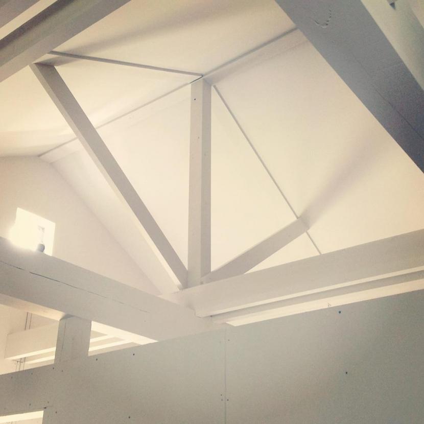 Ikemen-Houseの部屋 天井