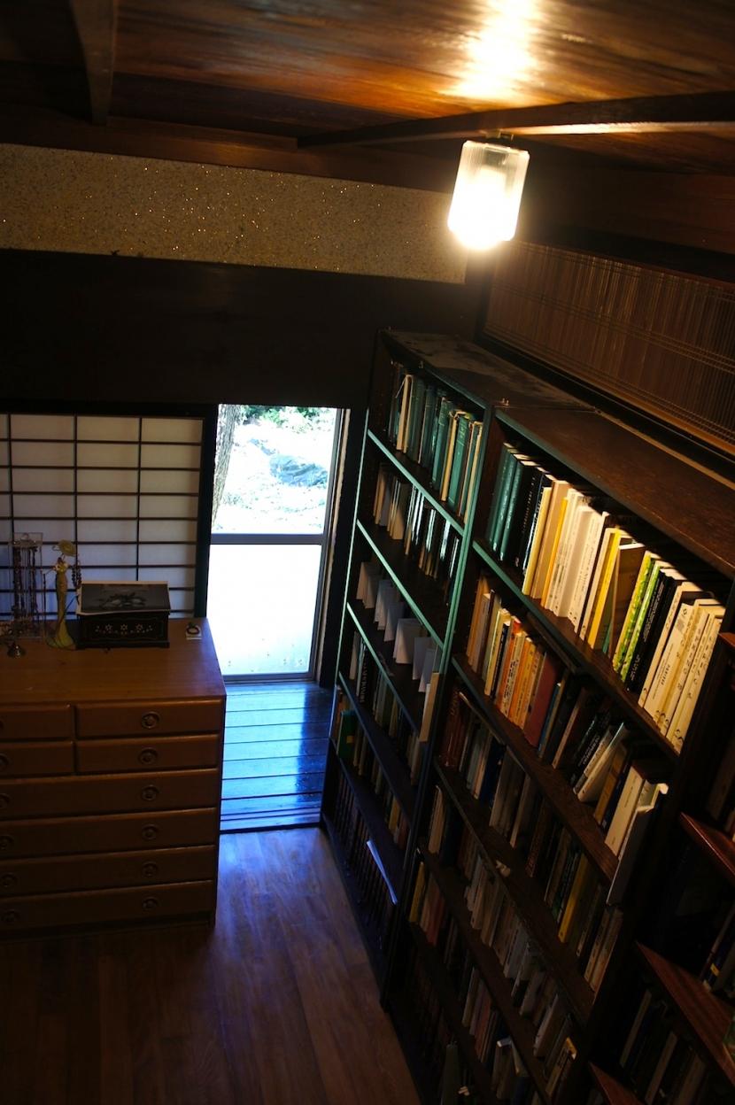 諏訪の住宅改修 (書庫)
