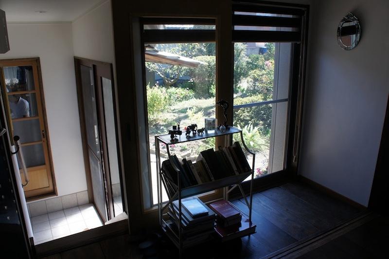 諏訪の住宅改修 (リビング)
