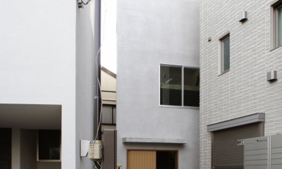 HouseT (外観)