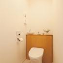 ほっこりかわいいぬくもりあるトイレ