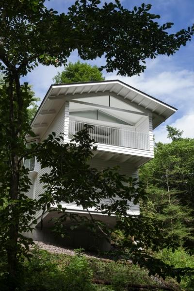 Villa Stella (summer) (外観)