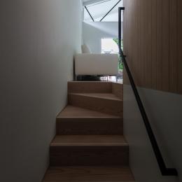 Villa Stella (階段)