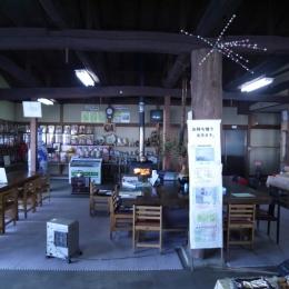 御前岩物産センター改修 (お土産売り場(ビフォー)1)