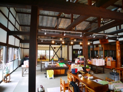 御前岩物産センター改修 (お土産売り場(アフター)1)
