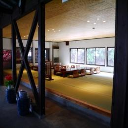 御前岩物産センター改修 (座敷(アフター)3)