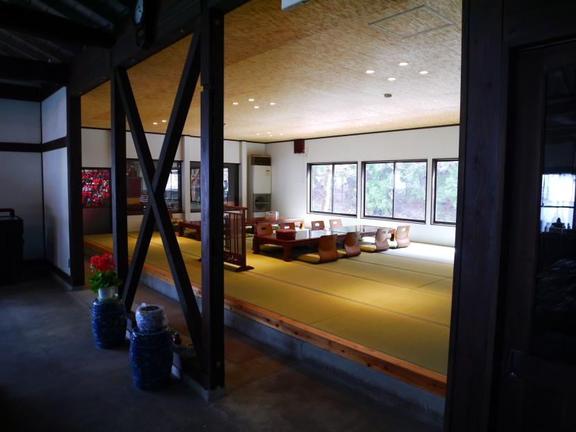 御前岩物産センター改修の部屋 座敷(アフター)3