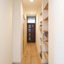 S邸・自然素材を用いて、オリジナリティーのある改修を。
