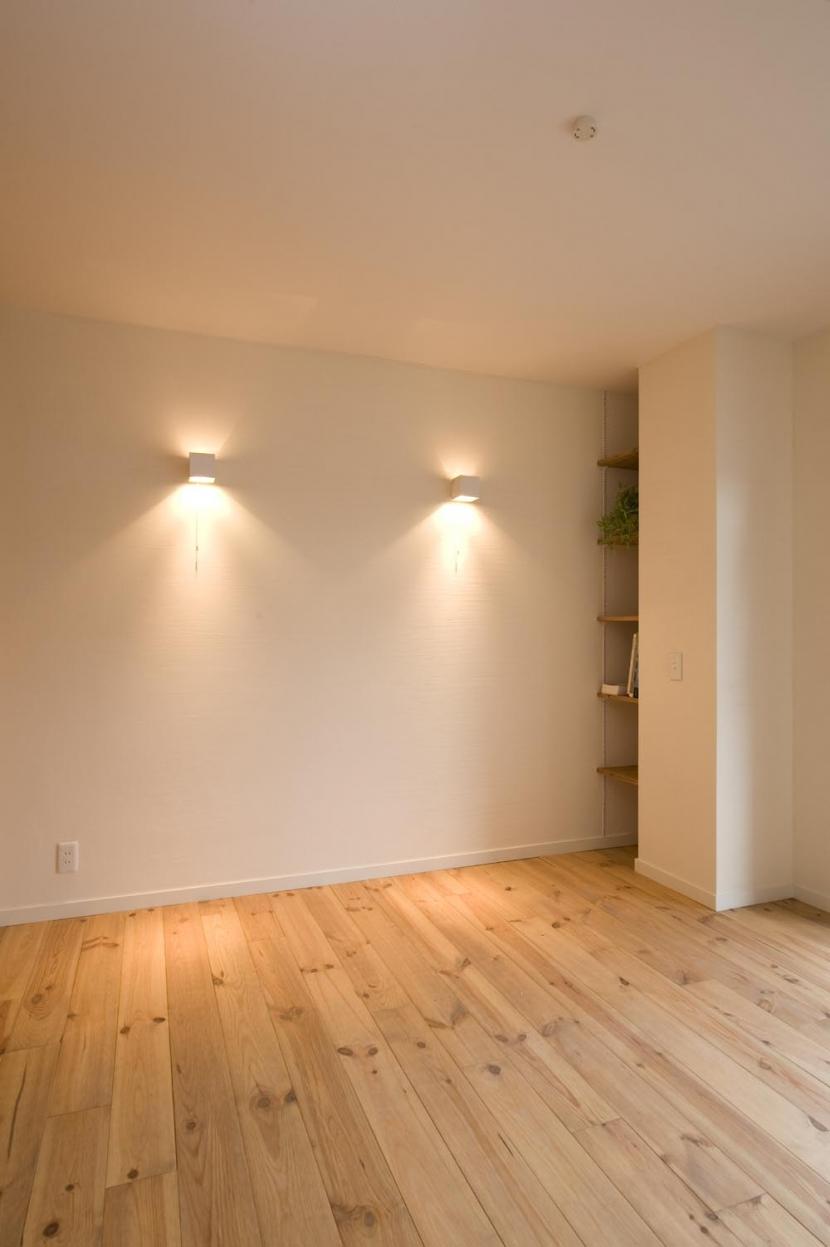 S邸・自然素材を用いて、オリジナリティーのある改修を。の部屋 リビング