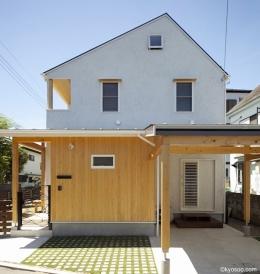 Ym-House (facade)