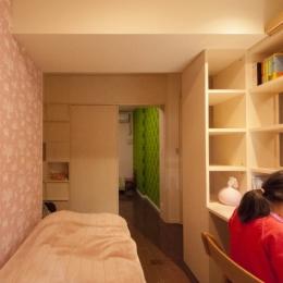 建築家 アーオ建築事務所 / ao designの事例「コミュニケーションボックス」