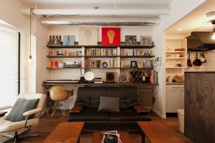 リフォーム・リノベーション会社:スタイル工房「S邸・上品に味わい深く住まう」