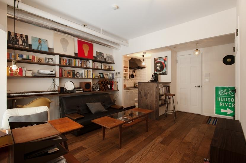 リノベーション・リフォーム会社:スタイル工房「S邸・上品に味わい深く住まう」