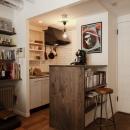S邸・上品に味わい深く住まうの写真 キッチン