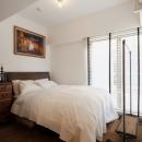 S邸・上品に味わい深く住まうの写真 ベッドルーム