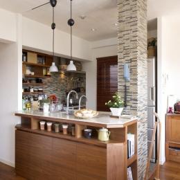 Y邸・自分たちの「好き」をカタチにした住まい