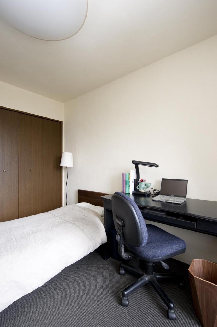 Y邸・自分たちの「好き」をカタチにした住まいの部屋 寝室1