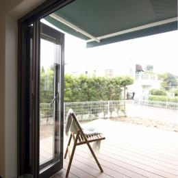 横浜市Y様邸 ~テラスハウスで団欒を楽しむ~