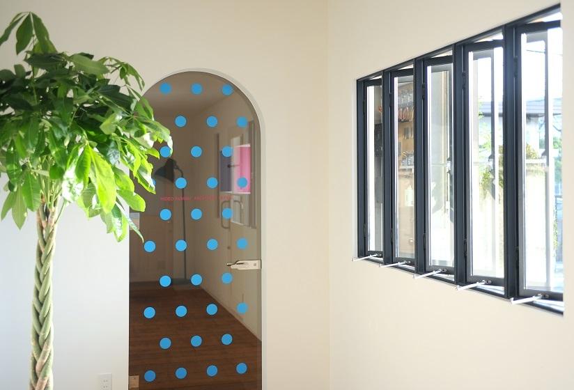 KAWAGISHI Renovationの部屋 シンプルな玄関