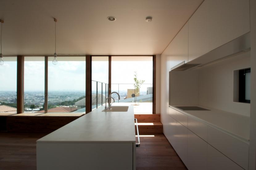 建築家:岩間誠治「宝塚の住宅」