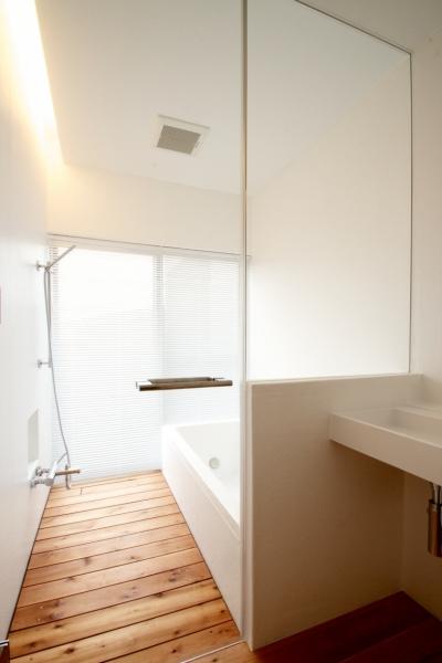 浴室 (宝塚の住宅)