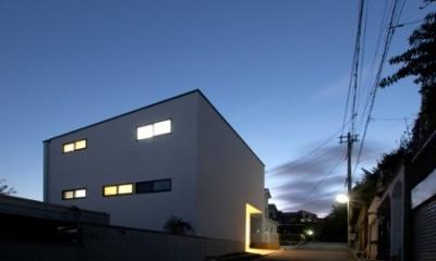 宝塚の住宅
