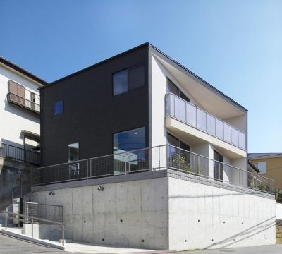 東船橋の家 (外観1)