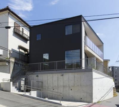 東船橋の家 (外観2)