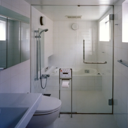 代々木上原Eハウス(*) (浴室/洗面脱衣室)